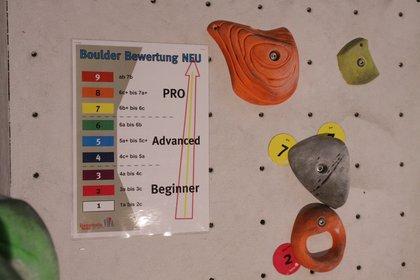 Kletterausrüstung Wien : Kletterhalle wien bouldern und seilklettern
